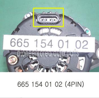 GENUINE GENERATOR ALTERNATOR 6651540102 FOR SSANGYONG KYRON