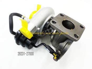 Mitsbishi Turbo charger for HYUNDAI TUCSON SANTAFE/ 28231 27000 2823127000