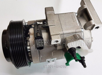 A/C AC Compressor 977014H000 97701-4H000 for Hyundai Grand Starex i800 H1