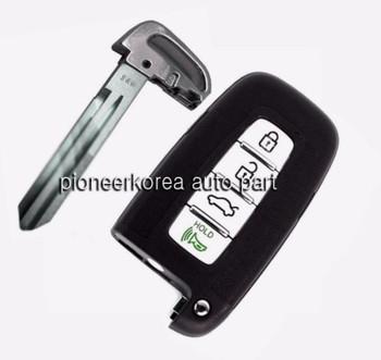 Smart Key Fob Transmitter+Blanking Key 954402S000 for Hyundai Tucson