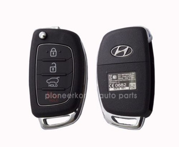 Keyless Remote Control Folding Key 954302S700 For Hyundai Tucson ix35 2011 2012