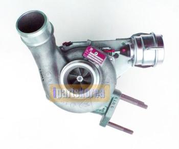 Genuine Turbo charger Turbocharger Euro IV 282004X650 for KIA Bongo III K2900