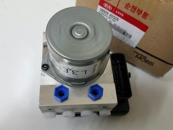 Genuine ABS Hydraulic Module 589204D520 for Kia Carnival Sedona 2006~2013