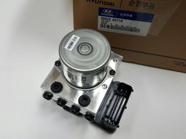 Genuine Hydraulic ABS Module 589204H710 for Hyundai H1 GRAND STAREX 2007-2015