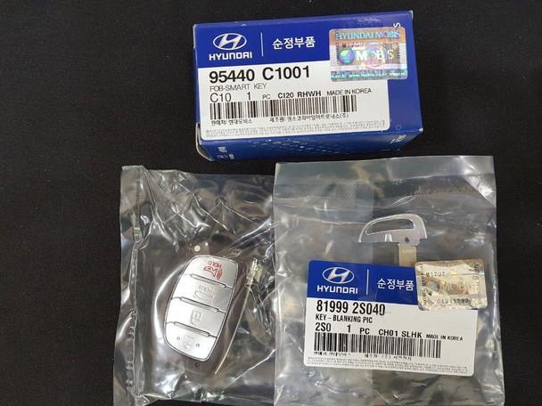 Fob Smart Key Fob 95440C1001 819992S040 for Hyundai Sonata 2015-2017