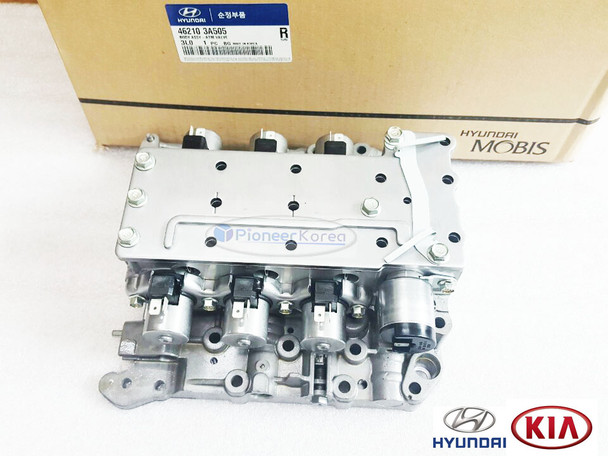 GENUINE TRANSMISSION VALVE BODY 462103B011  FOR HYUNDAI GRANDEUR TG 2005-2010