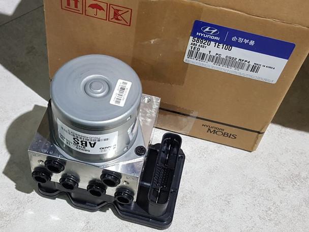 589201E100 Genuine ABS Module for Kia Pride Rio / Hyundai Verna Accent