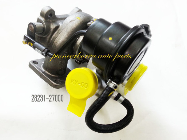 Turbo charger for HYUNDAI TUCSON SANTAFE/ 28231 27000 2823127000