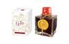 J Herbin Fountain Pen 1670 Anniversary 50ml Rouge Hematite Bottle Ink