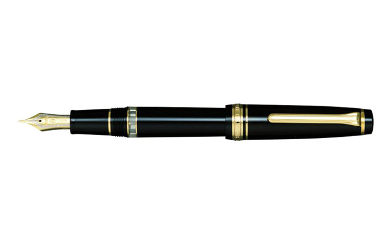 Sailor Realo Professional Gear Black Fountain Pen