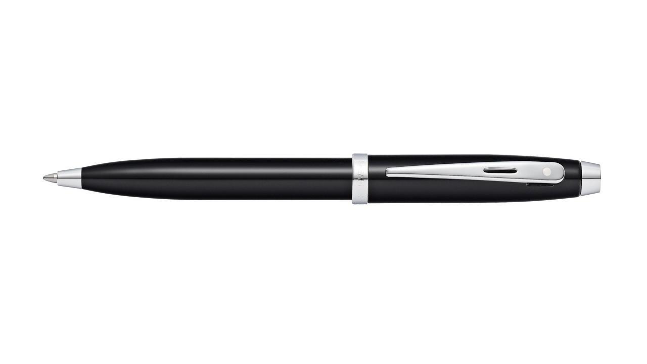 Sheaffer 100 Black Lacquer NT Ballpoint Pen