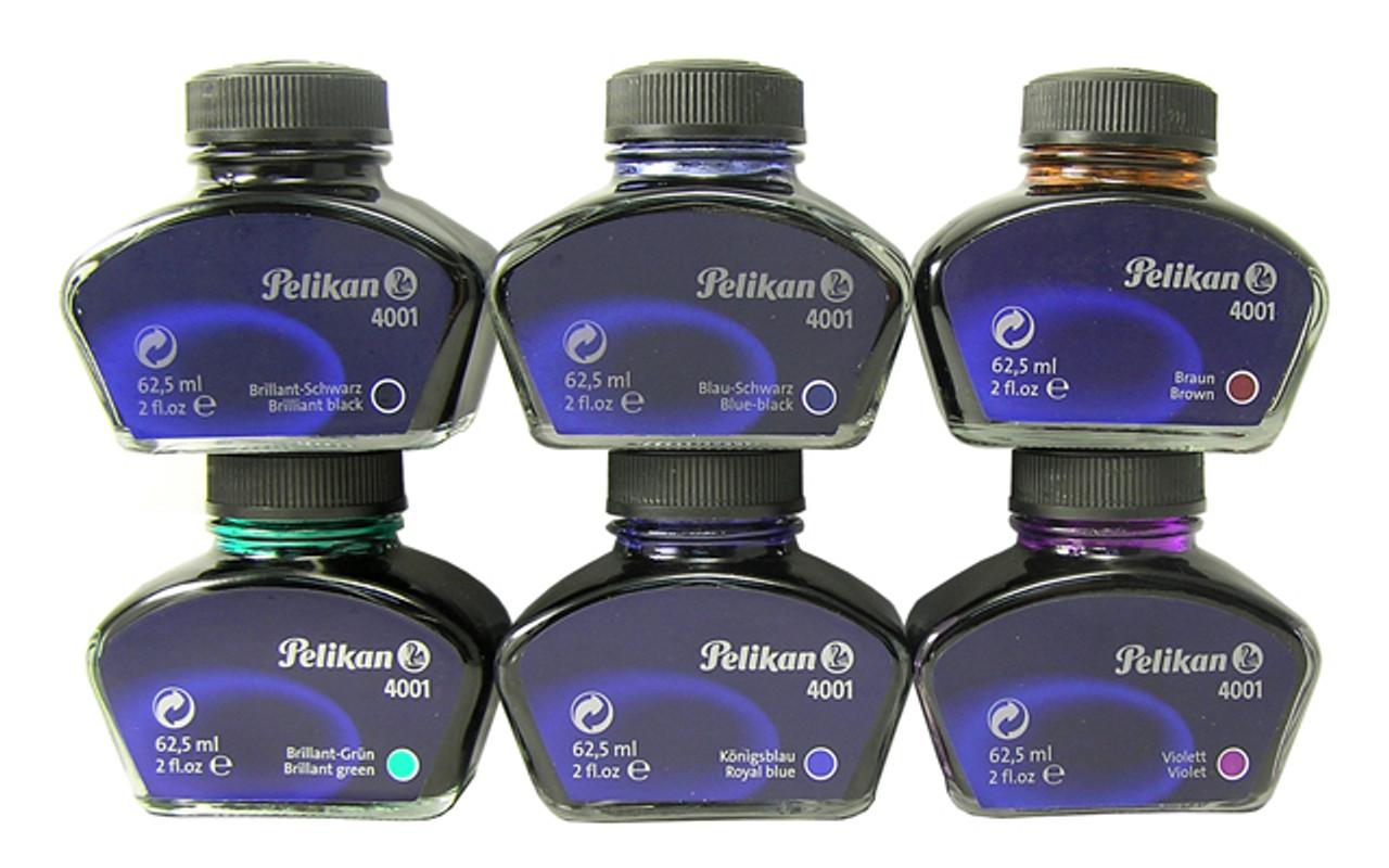 Pelikan Fountain Pen 62.5ml Bottle Ink