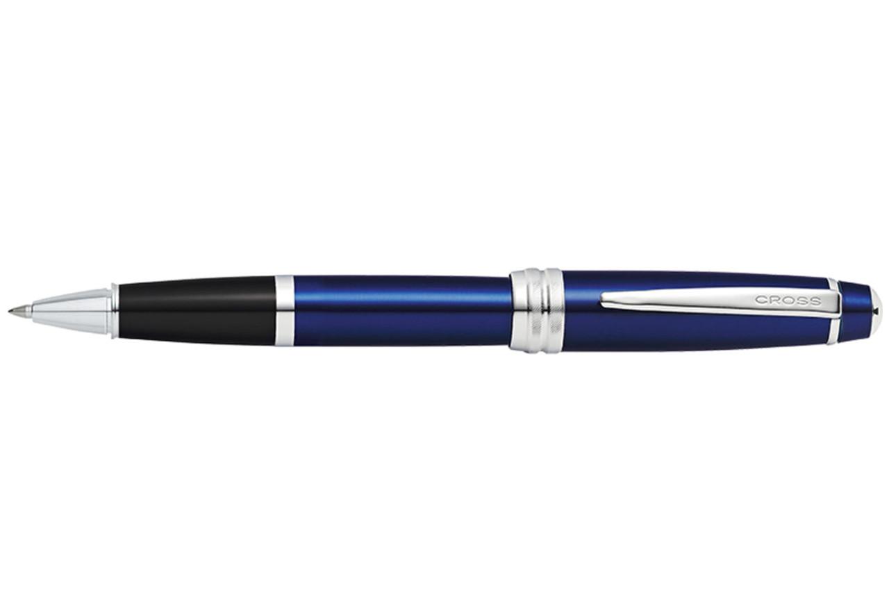 Cross Bailey Blue Lacquer Rollerball Pen