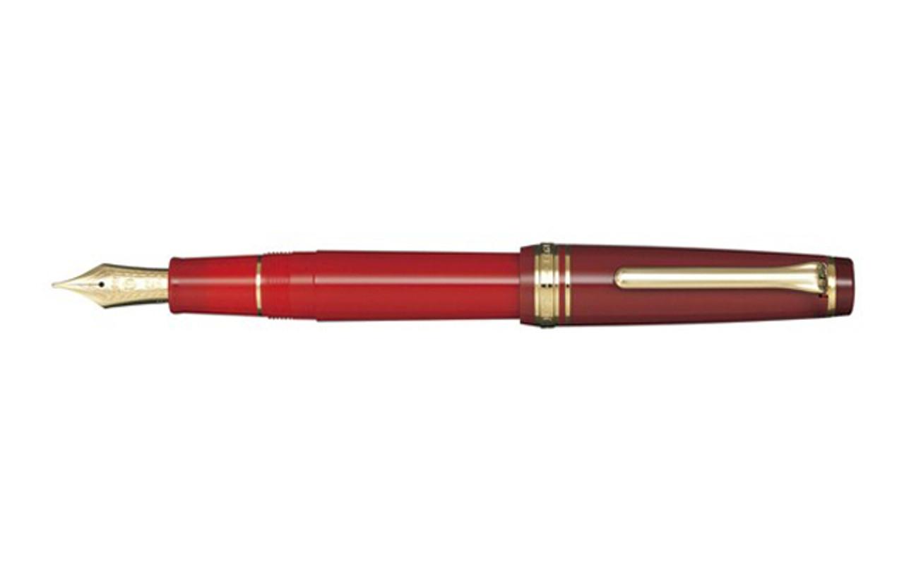 Sailor Professional Gear Kanreki 60th Year Anniversary Fountain Pen