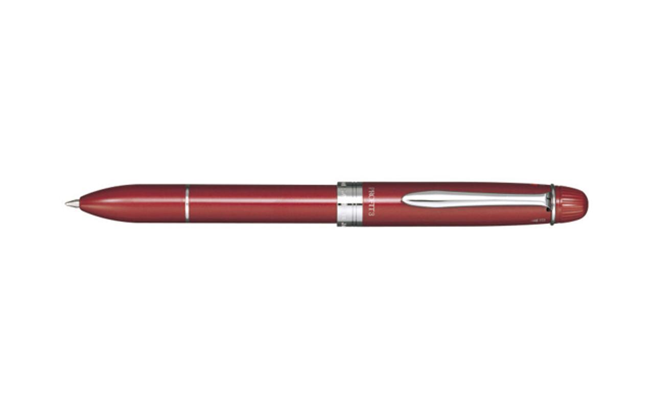 Sailor 1911 Multi 3 2 Color Ballpoint Pen and Pencil 0.5mm Red Multipen