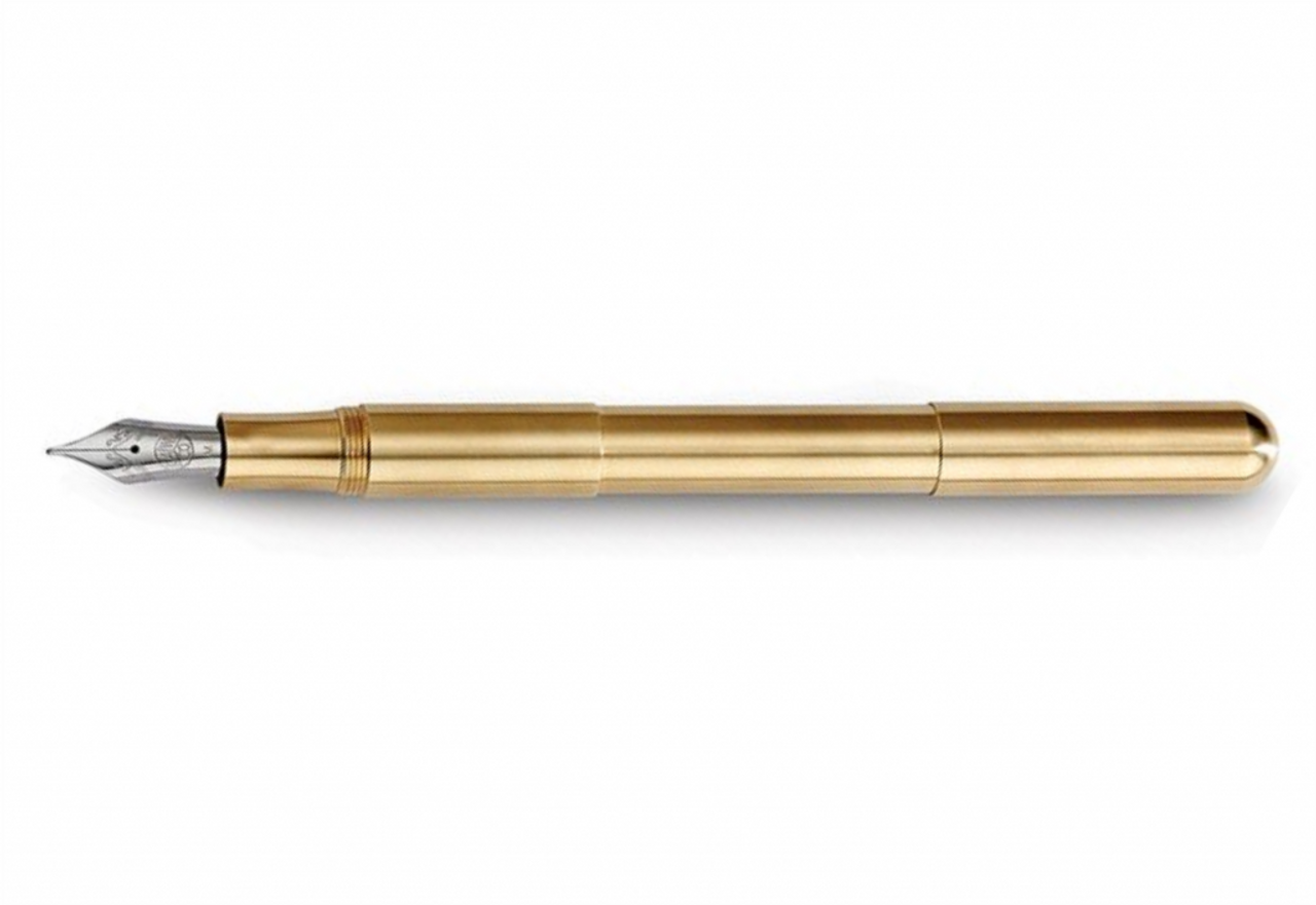 Kaweco Smooth Brass Supra Fountain Pen