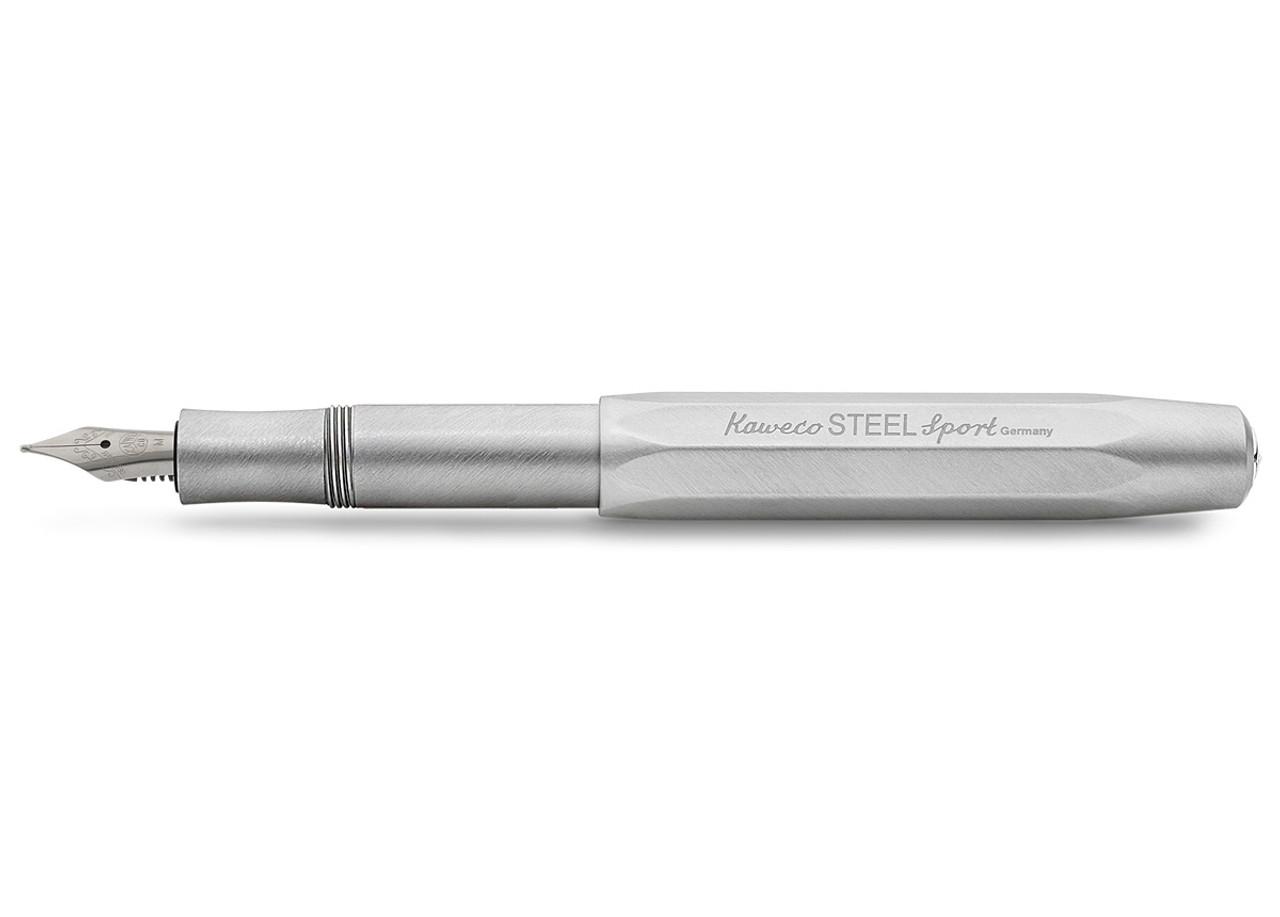 Kaweco Steel Sport Fountain Pen