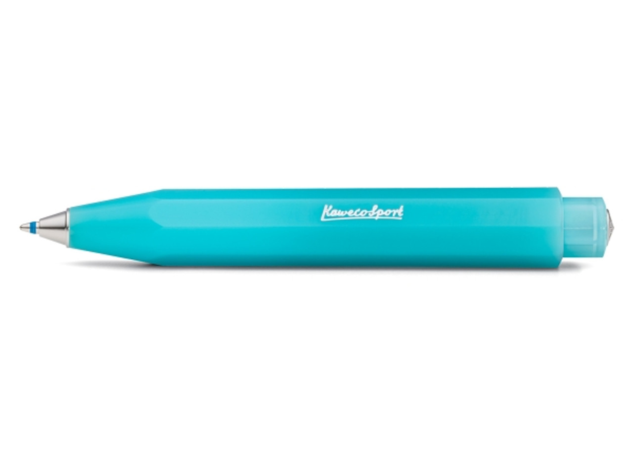 Kaweco Frosted Sport Light Blueberry Ballpoint Pen