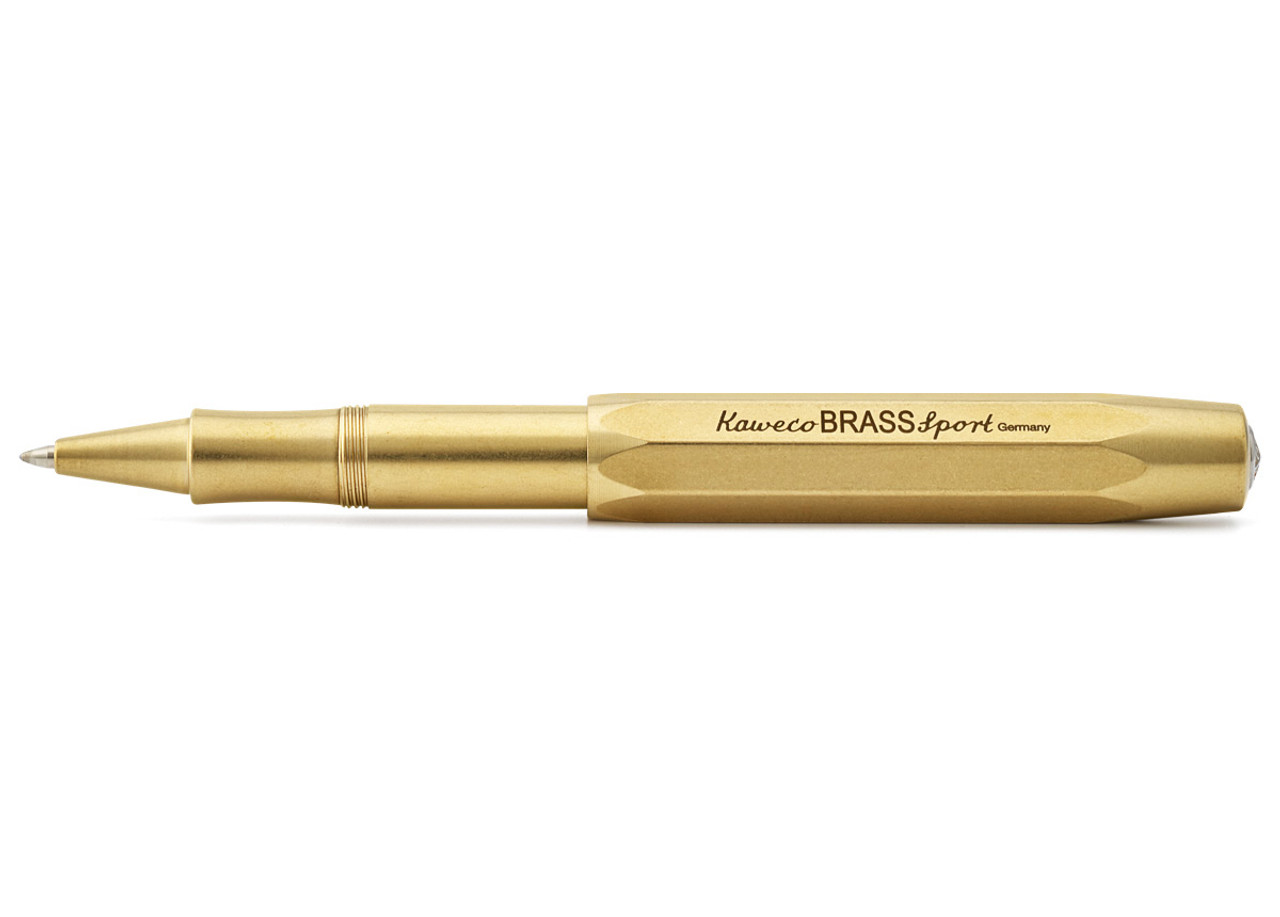 Kaweco Brass Sport Gel Rollerball Pen
