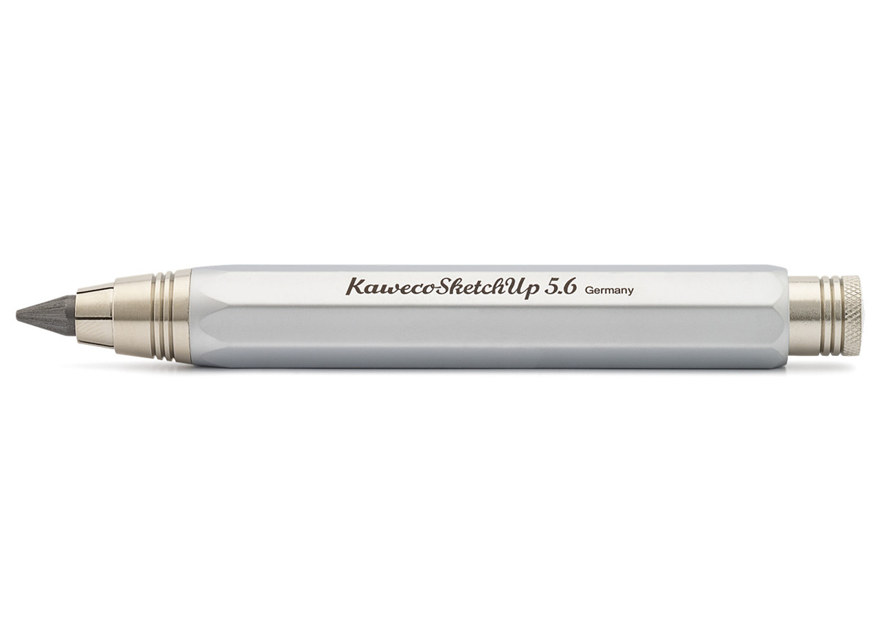 Kaweco SKETCH UP Satin Chrome Clutch Pencil 5.6mm