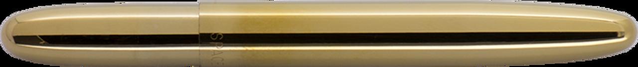 Fisher Space Pen Raw Brass Bullet Space Pen Ballpoint Pen