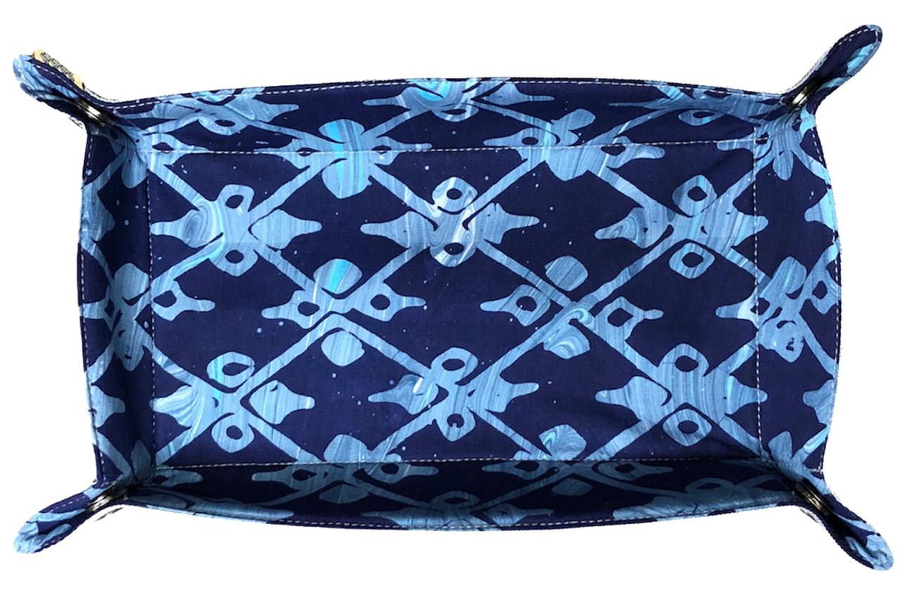 Desa Heritage Batik Textile 3 Piece Desk Set Design A