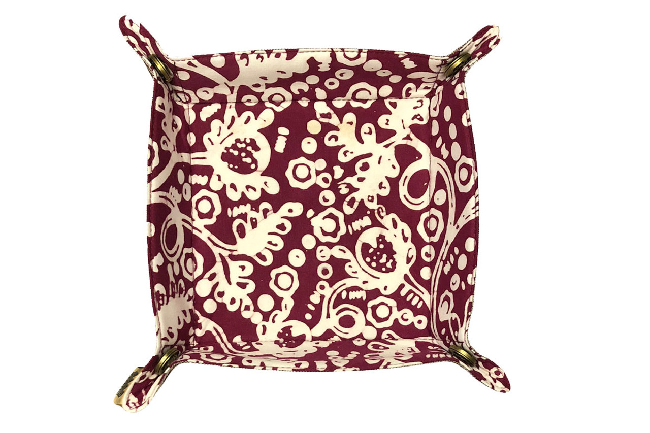 Desa Heritage Batik Textile 3 Piece Desk Set Design B