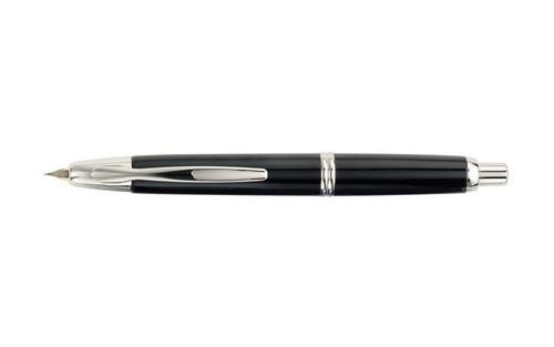 Pilot Vanishing Point Black Fountain Pen