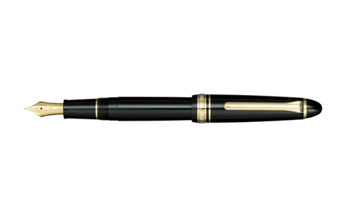 Sailor 1911 Standard Series Black Fountain Pen