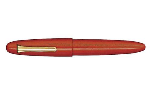 Sailor King Of Pen Vermillion Urushi Fountain Pen