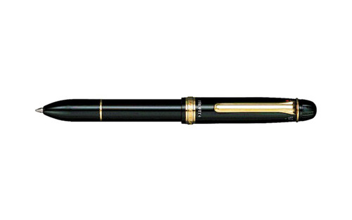 Sailor 1911 Multi 4 3 Color Ballpoint Pen and Pencil 0.5mm Black Multipen