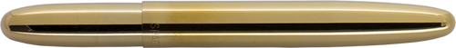 Fisher Space Pen Raw Brass Bullet Space Pen Ballpoint Pen