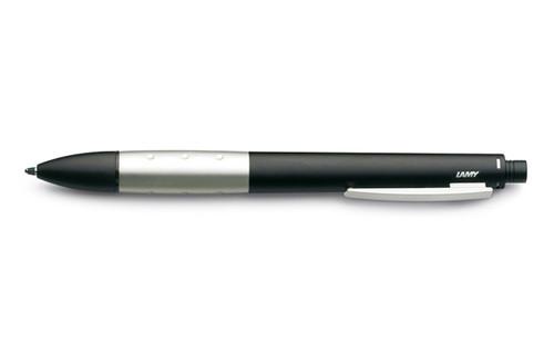 Lamy Accent Aluminium Matt Black Lacquer 4 X 1 Multipen