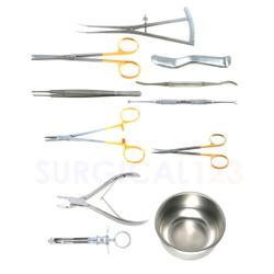 Kit of 11 Dental Instrument