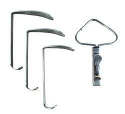 McIvor Mouth Gag, Complete Set with 3 Blades