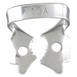 Rubber Dam Clamp #13A Lower Molars