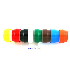 Tape n Tell Adhesive for Instruments ID Marking 9 Colors Kit