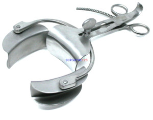 Collin Abdominal Retractor Center Blade