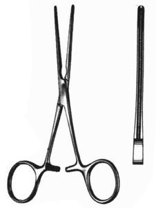 DeBakey Ring Handled Bulldog Clamps   Atraumatic Forceps   Bulldog Clamps   Miltex Surgical Instruments