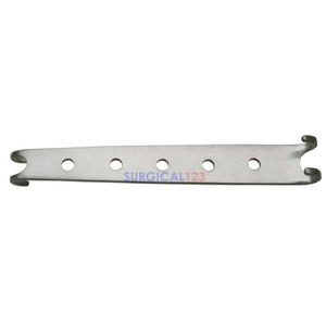 Converse Alar Retractor Double Ended with Blunt Double Hooks
