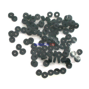Latex O-Rings Pack of 100 for use with Hemorrhoidal Ligators