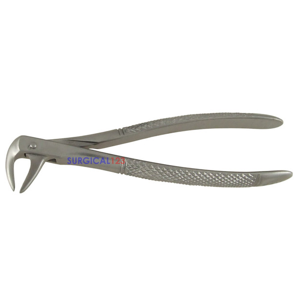 Extracting Forceps 74N Lower Roots, Narrow Beaks - English Pattern