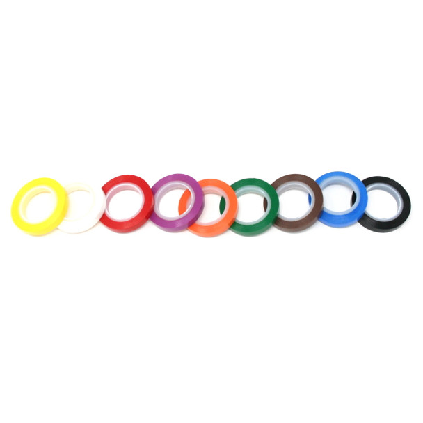 Tape n Tell Adhesive Color Code Instrument ID Mark