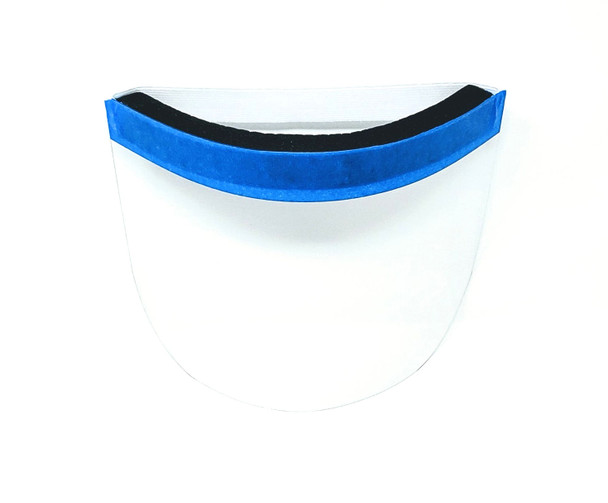 Face Shield Durable Clear Plastic PPE