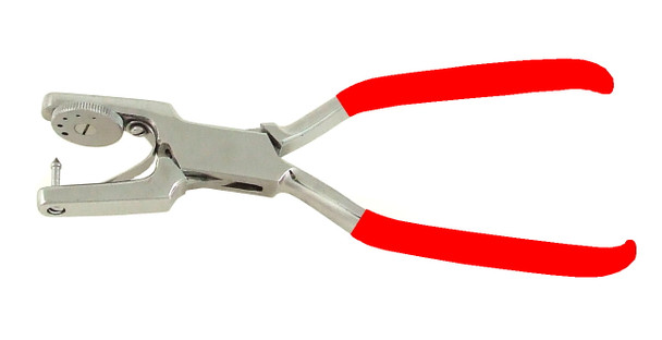 Revolving Punch Plier, leather craft art pliers, hand tool