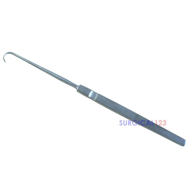 Hupp Trachea Hook Single Prong Sharp