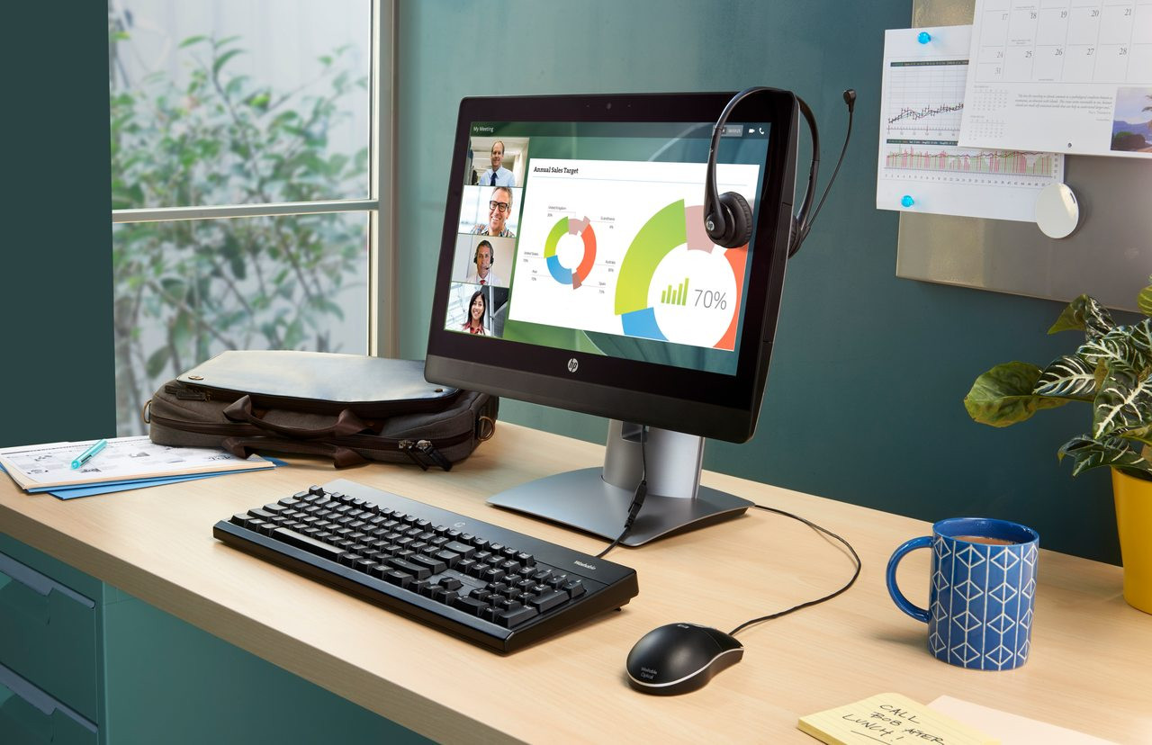 HP ProOne 400 G2 20-inch Non-Touch All-in-One PC, 20