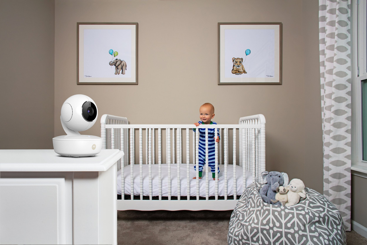 Motorola MBP36XLBU Additional Camera for Motorola MBP36XL and MBP36XL 2 Baby Monitors