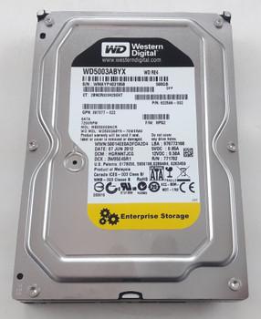 HP 500GB 7200RPM SATA 3.0 (Renewed)