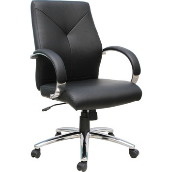 office chair, executive office chair, AQ-871.BLK, Express Black Vinyl Executive management chair, express Black vinyl executive management chair Aq-871.BLK, office executive management furniture, vinyl chair, vinyl office chair